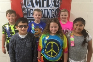 PUES Students of the Week  for April 18-21