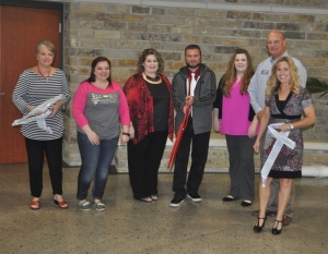 Poteau Chamber Welcome Aapest Control with Ribbon Cutting