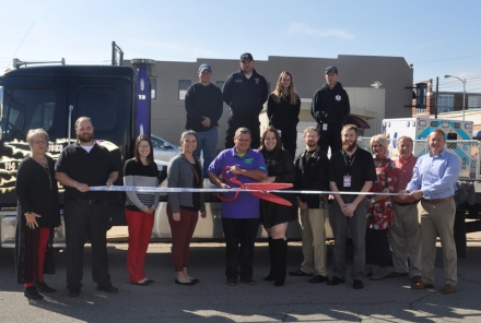 Poteau Chamber Welcomes T-Wrecks as new member