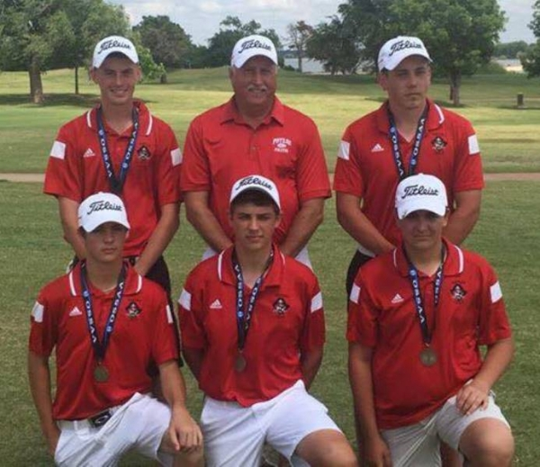 Congratulations to the Poteau High School Golf Team