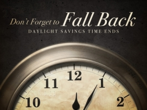 "Remember to ""Fall Back"""