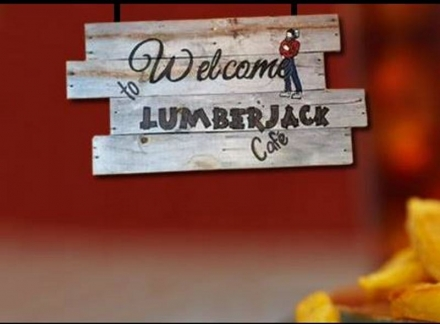 Weds – Feb 1st Lunch Special at the Lumberjack Café