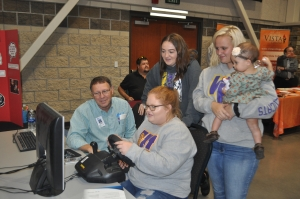 Photo of the Day: Choctaw Career Fair