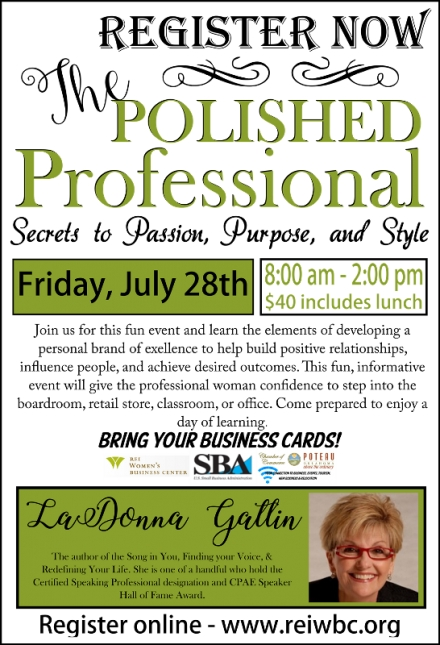 Polished Professional Conference coming to Poteau