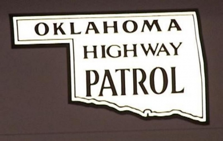 OHP work injury accident West of Talihina in Latimer County