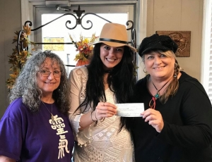 BGCLC receives Donation