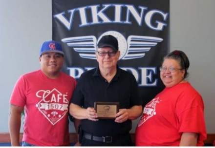 CASC Café 1507 Wins First Place for Best Dishes at Taste of LeFlore County