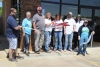 The Poteau Chamber of Commerce held a ribbon cutting for new member, The Spunky Skunk