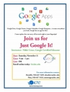 "KTC offering ""Just GOOGLE It"" workshop"