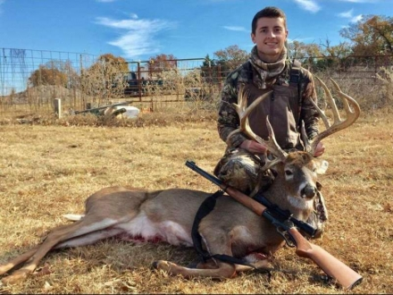 19-Point Deer Harvested in Cameron Area