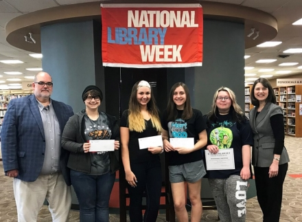 CASC Students Awarded Poetry Accolades