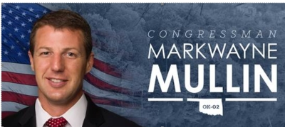 Mullin Holds Telephone Town Hall on COVID-19 Response, Oklahoma Unemployment Payment Issues