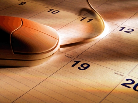 Calendar of events for August 11 and beyond