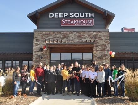 Poteau Chamber Welcomes Deep South as new members