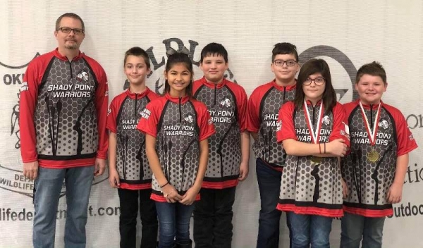 lementary Division archers (all with top ten finishes) were Jonah Chamberlain, Cadyn Hilton, Nathan McKinney, Kadence Rivera, Justice Woodral and Andrew Woods.